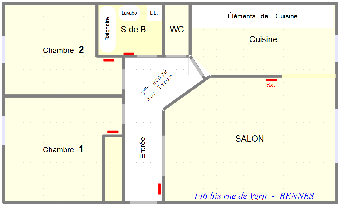 Location Appartement Rennes Particulier Pas Cher Free Parking